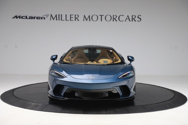 New 2020 McLaren GT Coupe for sale $236,675 at Pagani of Greenwich in Greenwich CT 06830 12