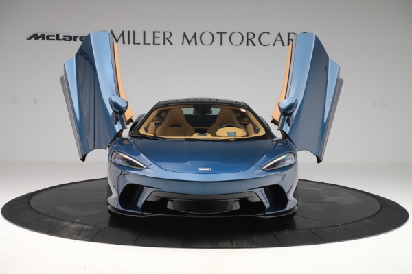 New 2020 McLaren GT Luxe for sale $236,675 at Pagani of Greenwich in Greenwich CT 06830 13