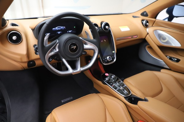New 2020 McLaren GT Luxe for sale $236,675 at Pagani of Greenwich in Greenwich CT 06830 14