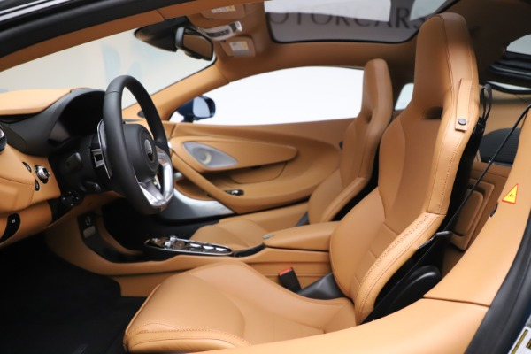 New 2020 McLaren GT Luxe for sale $236,675 at Pagani of Greenwich in Greenwich CT 06830 15