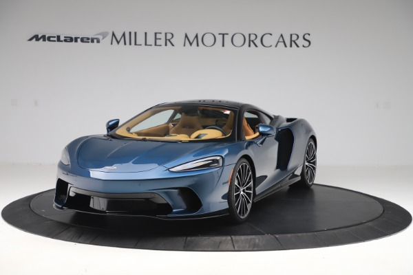New 2020 McLaren GT Luxe for sale $236,675 at Pagani of Greenwich in Greenwich CT 06830 2