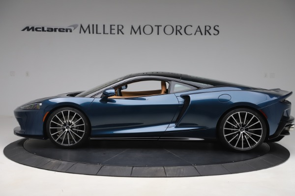 New 2020 McLaren GT Luxe for sale $236,675 at Pagani of Greenwich in Greenwich CT 06830 3