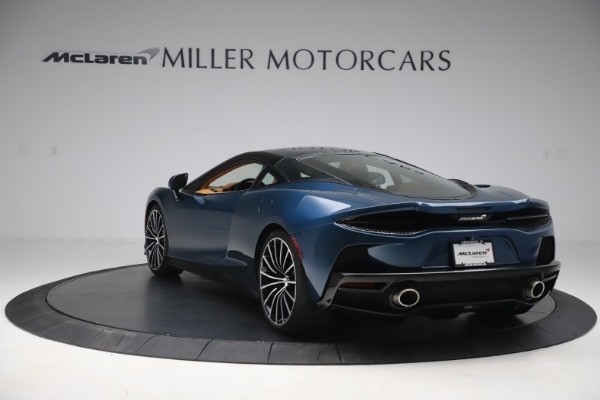 New 2020 McLaren GT Luxe for sale $236,675 at Pagani of Greenwich in Greenwich CT 06830 5
