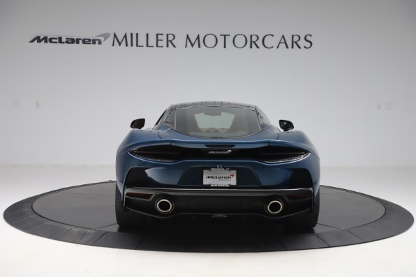 New 2020 McLaren GT Luxe for sale $236,675 at Pagani of Greenwich in Greenwich CT 06830 6