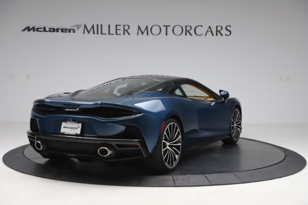 New 2020 McLaren GT Luxe for sale $236,675 at Pagani of Greenwich in Greenwich CT 06830 7
