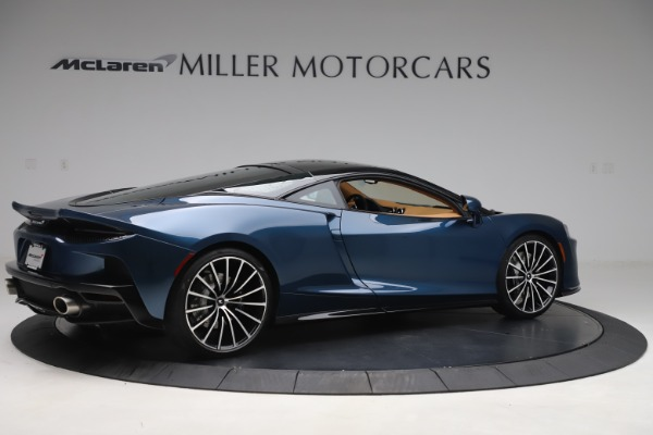 New 2020 McLaren GT Coupe for sale $236,675 at Pagani of Greenwich in Greenwich CT 06830 8