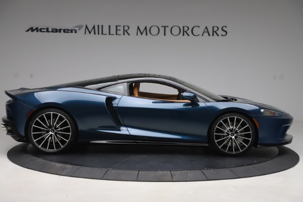 New 2020 McLaren GT Coupe for sale $236,675 at Pagani of Greenwich in Greenwich CT 06830 9