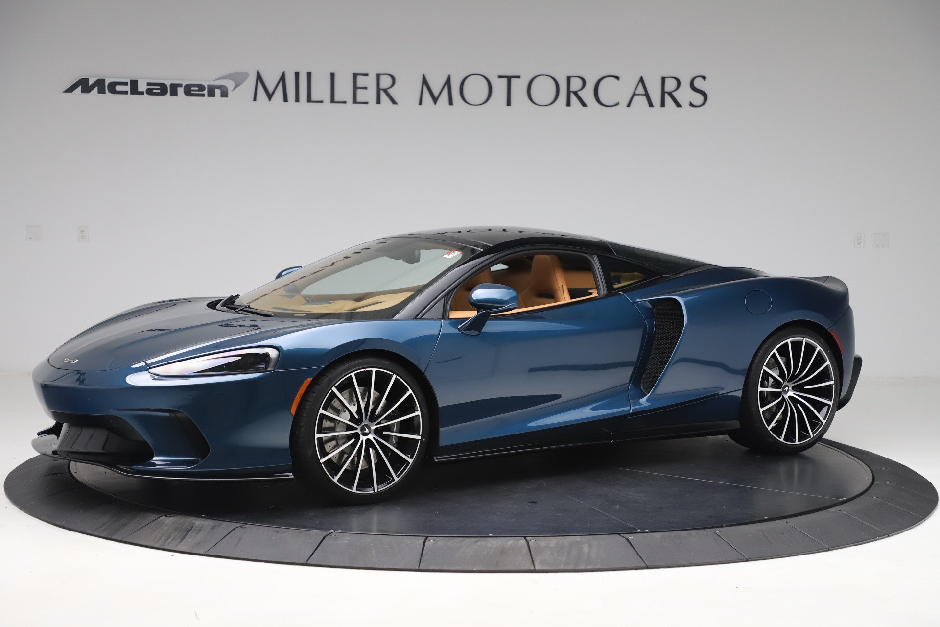 New 2020 McLaren GT Coupe for sale $236,675 at Pagani of Greenwich in Greenwich CT 06830 1