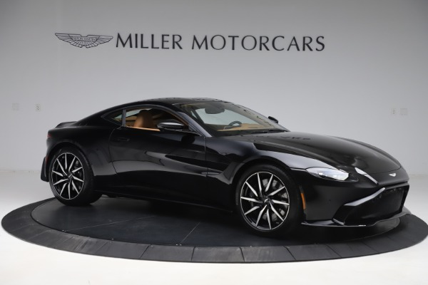 New 2020 Aston Martin Vantage Coupe for sale $183,879 at Pagani of Greenwich in Greenwich CT 06830 10