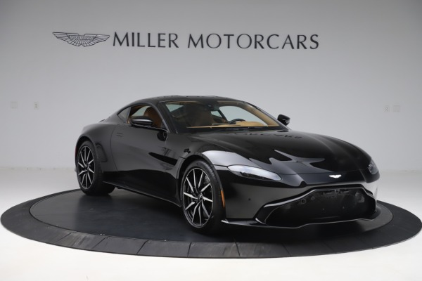 New 2020 Aston Martin Vantage Coupe for sale $183,879 at Pagani of Greenwich in Greenwich CT 06830 11
