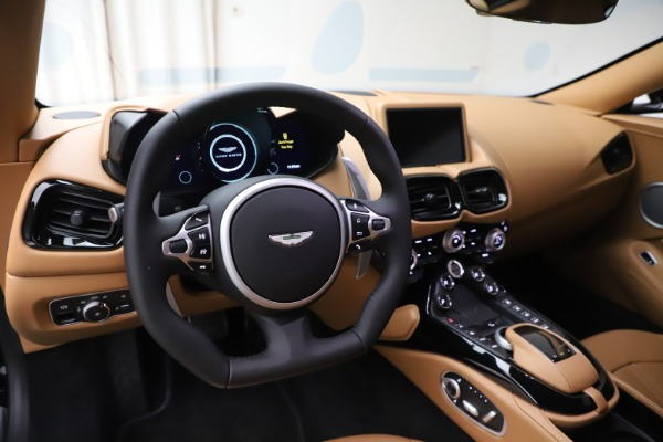 New 2020 Aston Martin Vantage Coupe for sale $183,879 at Pagani of Greenwich in Greenwich CT 06830 13