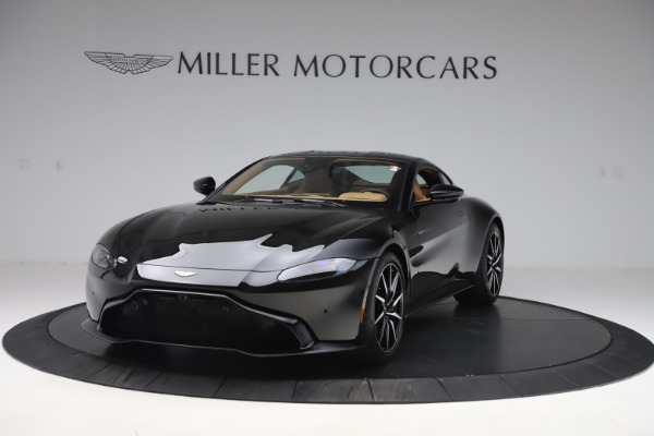 New 2020 Aston Martin Vantage Coupe for sale $183,879 at Pagani of Greenwich in Greenwich CT 06830 2