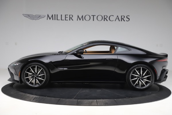 New 2020 Aston Martin Vantage Coupe for sale $183,879 at Pagani of Greenwich in Greenwich CT 06830 3