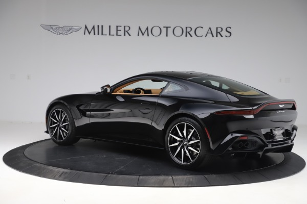 New 2020 Aston Martin Vantage Coupe for sale $183,879 at Pagani of Greenwich in Greenwich CT 06830 4
