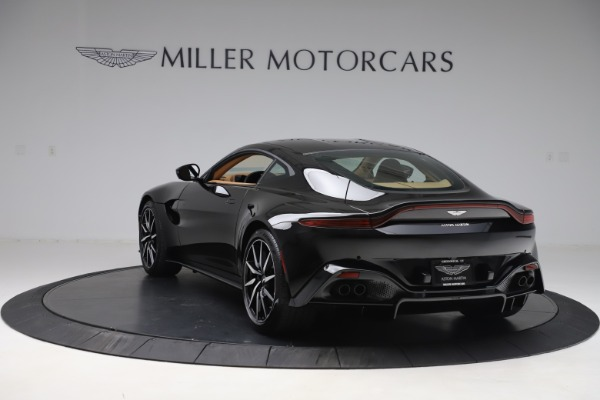New 2020 Aston Martin Vantage Coupe for sale $183,879 at Pagani of Greenwich in Greenwich CT 06830 5