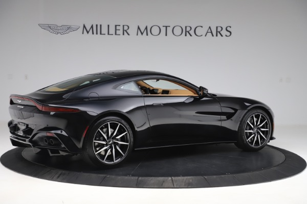 New 2020 Aston Martin Vantage Coupe for sale $183,879 at Pagani of Greenwich in Greenwich CT 06830 8