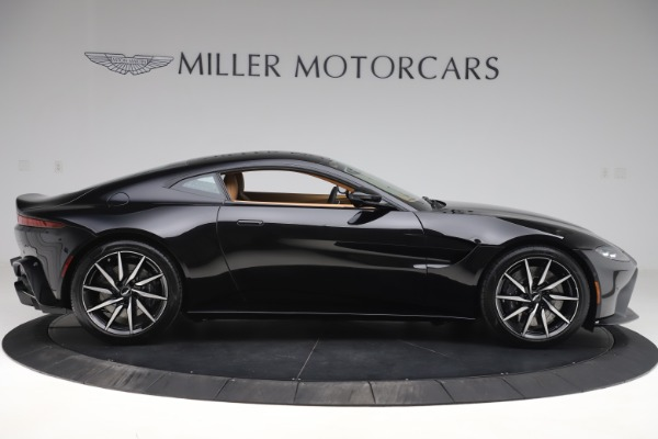 New 2020 Aston Martin Vantage Coupe for sale $183,879 at Pagani of Greenwich in Greenwich CT 06830 9