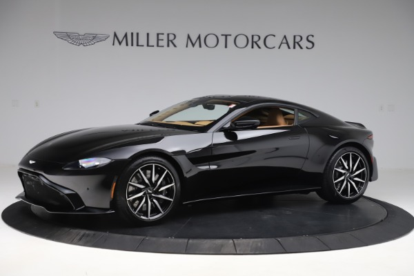 New 2020 Aston Martin Vantage Coupe for sale $183,879 at Pagani of Greenwich in Greenwich CT 06830 1