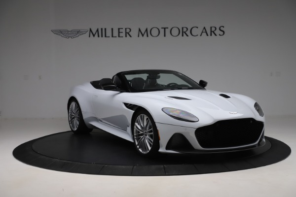 New 2020 Aston Martin DBS Superleggera Volante Convertible for sale $353,931 at Pagani of Greenwich in Greenwich CT 06830 11