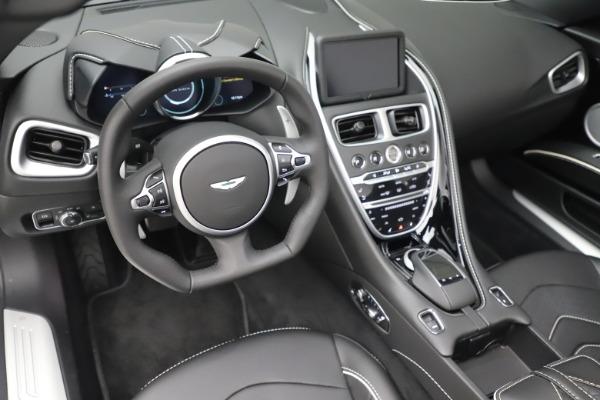 New 2020 Aston Martin DBS Superleggera Volante Convertible for sale $353,931 at Pagani of Greenwich in Greenwich CT 06830 13