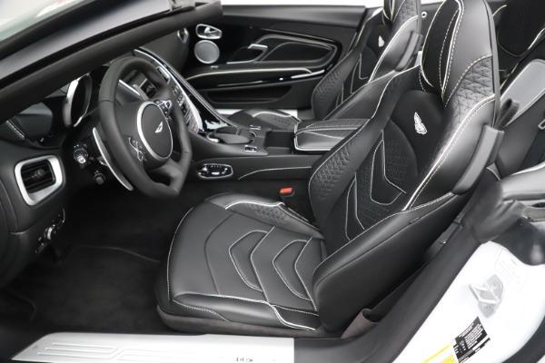 New 2020 Aston Martin DBS Superleggera Volante Convertible for sale $353,931 at Pagani of Greenwich in Greenwich CT 06830 14