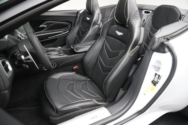 New 2020 Aston Martin DBS Superleggera Volante Convertible for sale $353,931 at Pagani of Greenwich in Greenwich CT 06830 15