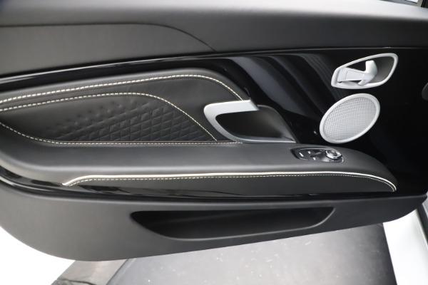 New 2020 Aston Martin DBS Superleggera Volante Convertible for sale $353,931 at Pagani of Greenwich in Greenwich CT 06830 16