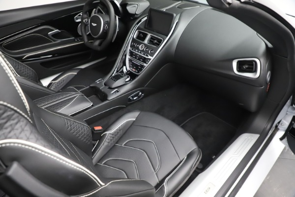 New 2020 Aston Martin DBS Superleggera Volante Convertible for sale $353,931 at Pagani of Greenwich in Greenwich CT 06830 17
