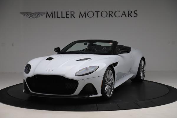 New 2020 Aston Martin DBS Superleggera Volante Convertible for sale $353,931 at Pagani of Greenwich in Greenwich CT 06830 2