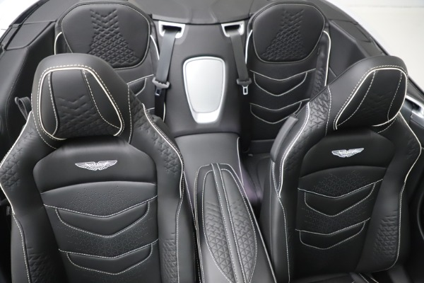 New 2020 Aston Martin DBS Superleggera Volante Convertible for sale $353,931 at Pagani of Greenwich in Greenwich CT 06830 20
