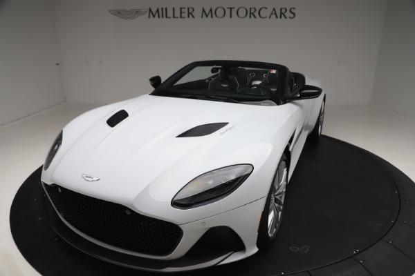 New 2020 Aston Martin DBS Superleggera Volante Convertible for sale $353,931 at Pagani of Greenwich in Greenwich CT 06830 23