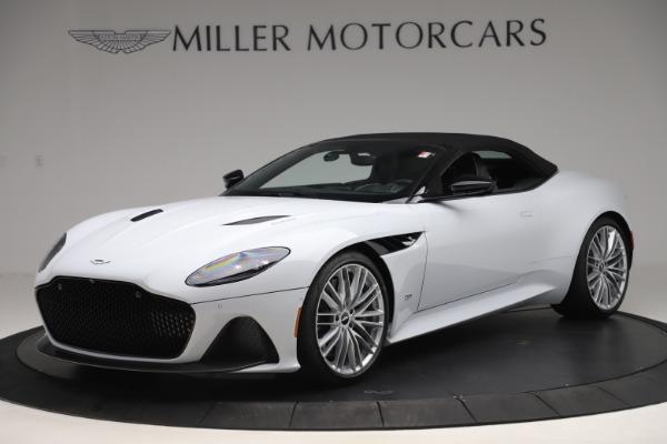 New 2020 Aston Martin DBS Superleggera Volante Convertible for sale $353,931 at Pagani of Greenwich in Greenwich CT 06830 25