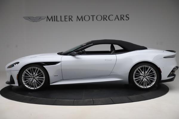 New 2020 Aston Martin DBS Superleggera Volante Convertible for sale $353,931 at Pagani of Greenwich in Greenwich CT 06830 26