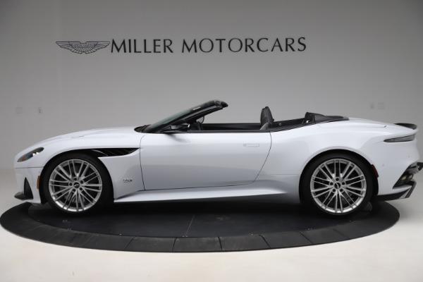 New 2020 Aston Martin DBS Superleggera Volante Convertible for sale $353,931 at Pagani of Greenwich in Greenwich CT 06830 3