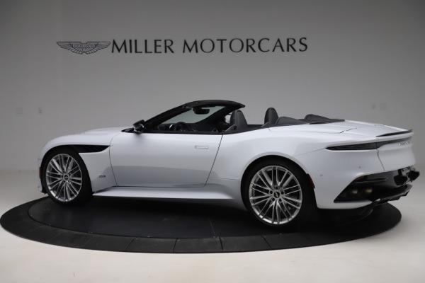New 2020 Aston Martin DBS Superleggera Volante Convertible for sale $353,931 at Pagani of Greenwich in Greenwich CT 06830 4