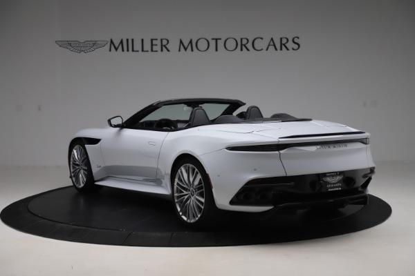 New 2020 Aston Martin DBS Superleggera Volante Convertible for sale $353,931 at Pagani of Greenwich in Greenwich CT 06830 5