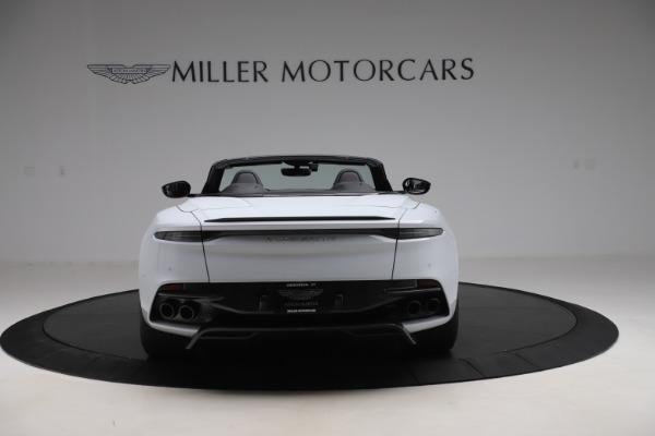 New 2020 Aston Martin DBS Superleggera Volante Convertible for sale $353,931 at Pagani of Greenwich in Greenwich CT 06830 6
