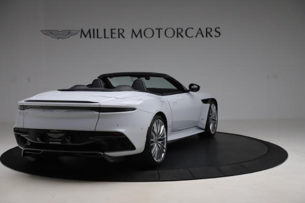 New 2020 Aston Martin DBS Superleggera Volante Convertible for sale $353,931 at Pagani of Greenwich in Greenwich CT 06830 7