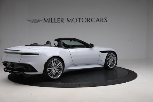 New 2020 Aston Martin DBS Superleggera Volante Convertible for sale $353,931 at Pagani of Greenwich in Greenwich CT 06830 8