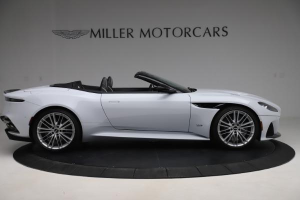 New 2020 Aston Martin DBS Superleggera Volante Convertible for sale $353,931 at Pagani of Greenwich in Greenwich CT 06830 9