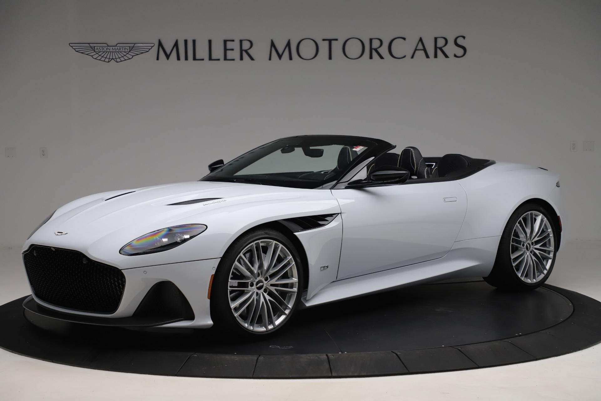 New 2020 Aston Martin DBS Superleggera Volante Convertible for sale $353,931 at Pagani of Greenwich in Greenwich CT 06830 1