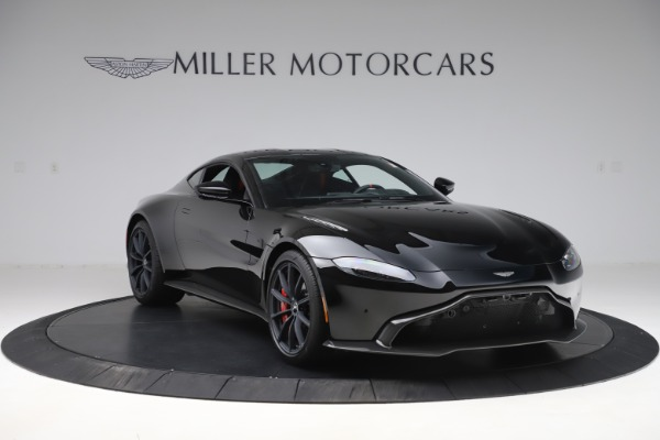 New 2020 Aston Martin Vantage AMR for sale $210,140 at Pagani of Greenwich in Greenwich CT 06830 10