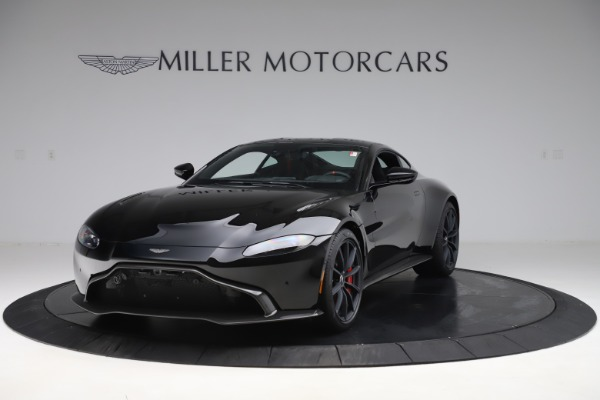 New 2020 Aston Martin Vantage AMR Coupe for sale $210,140 at Pagani of Greenwich in Greenwich CT 06830 12