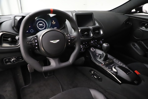 New 2020 Aston Martin Vantage AMR Coupe for sale $210,140 at Pagani of Greenwich in Greenwich CT 06830 13