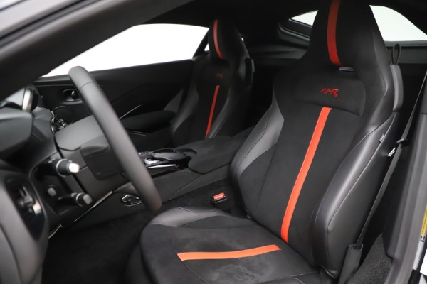 New 2020 Aston Martin Vantage AMR for sale $210,140 at Pagani of Greenwich in Greenwich CT 06830 15