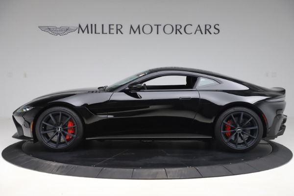 New 2020 Aston Martin Vantage AMR for sale $210,140 at Pagani of Greenwich in Greenwich CT 06830 2