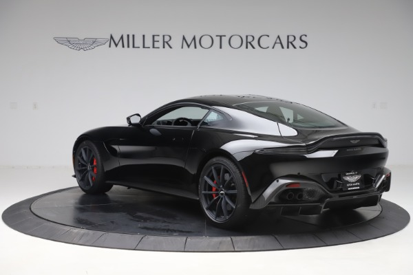 New 2020 Aston Martin Vantage AMR for sale $210,140 at Pagani of Greenwich in Greenwich CT 06830 3