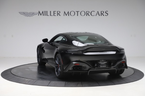 New 2020 Aston Martin Vantage AMR for sale $210,140 at Pagani of Greenwich in Greenwich CT 06830 4