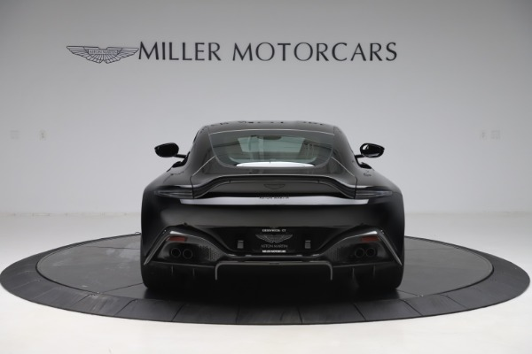 New 2020 Aston Martin Vantage AMR for sale $210,140 at Pagani of Greenwich in Greenwich CT 06830 5