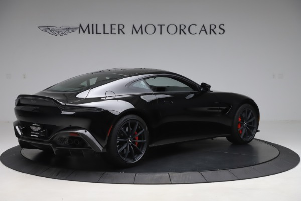 New 2020 Aston Martin Vantage AMR for sale $210,140 at Pagani of Greenwich in Greenwich CT 06830 7